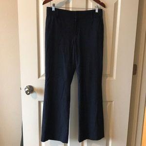 Banana Republic blue dress pants